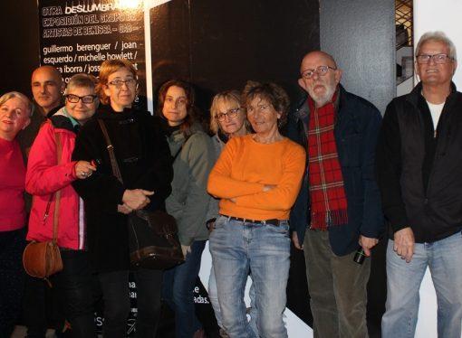 """""""Luces y Sombras"""", la nueva exposición del Grupo de Artistas de Benissa GAB"""