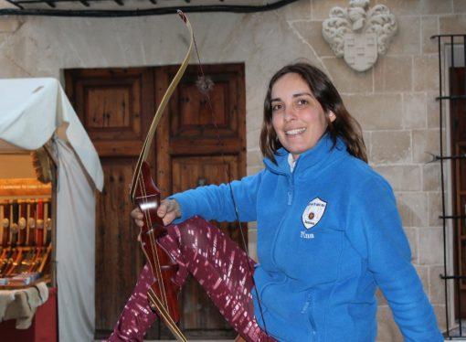 La benissera Ana Belén Lema vuelve a proclamarse campeona Autonómica de tiro con arco