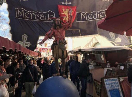 El casco histórico de Benissa acoge este fin de semana el Mercado Medieval
