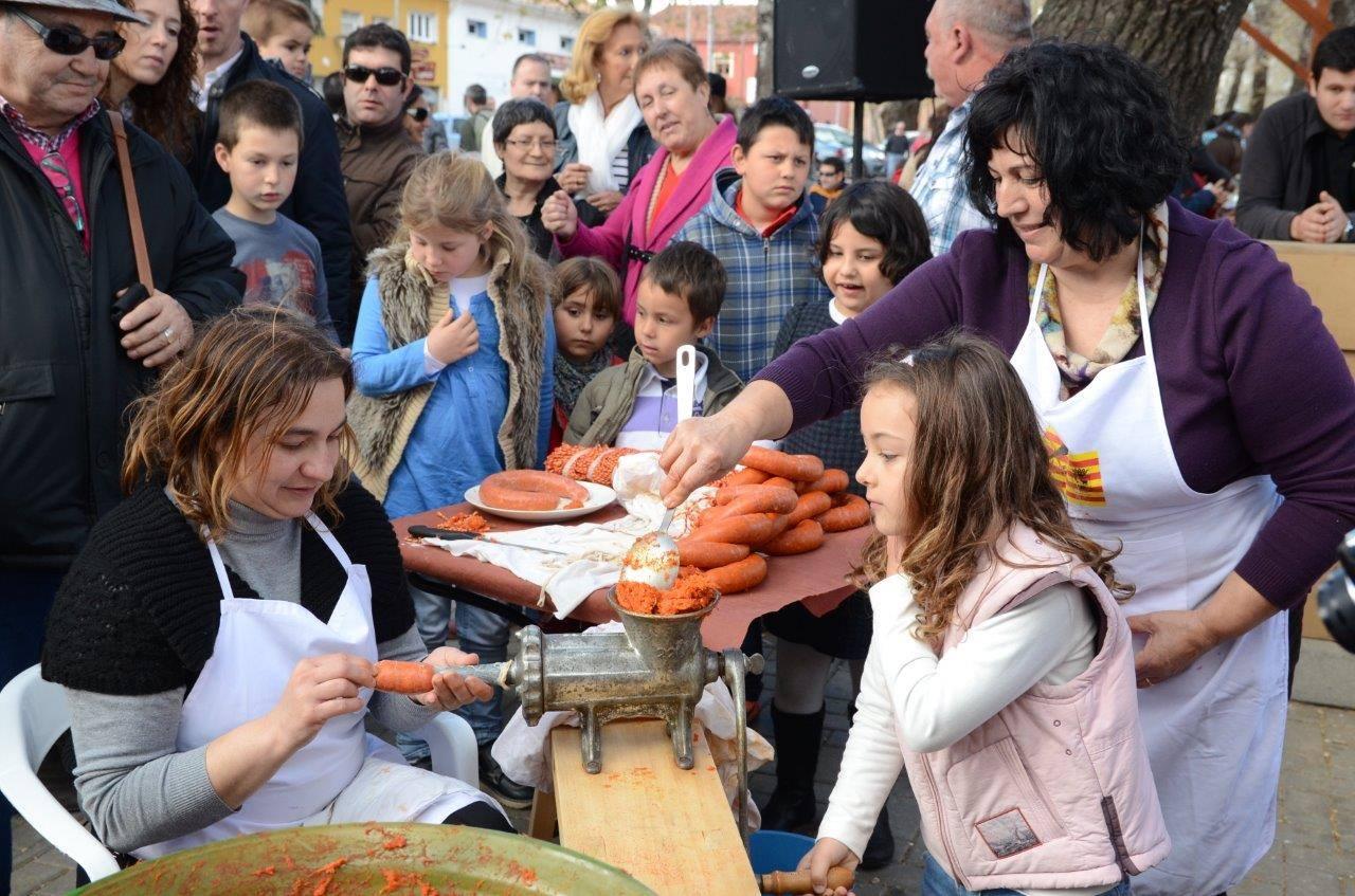 Feria del Embutido y el Producto Tradicional de la Vall de Pop