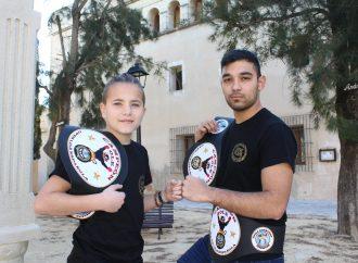 Alejandro Gallo Valencia y Masson Hodeib triunfan en el Kick Boxing