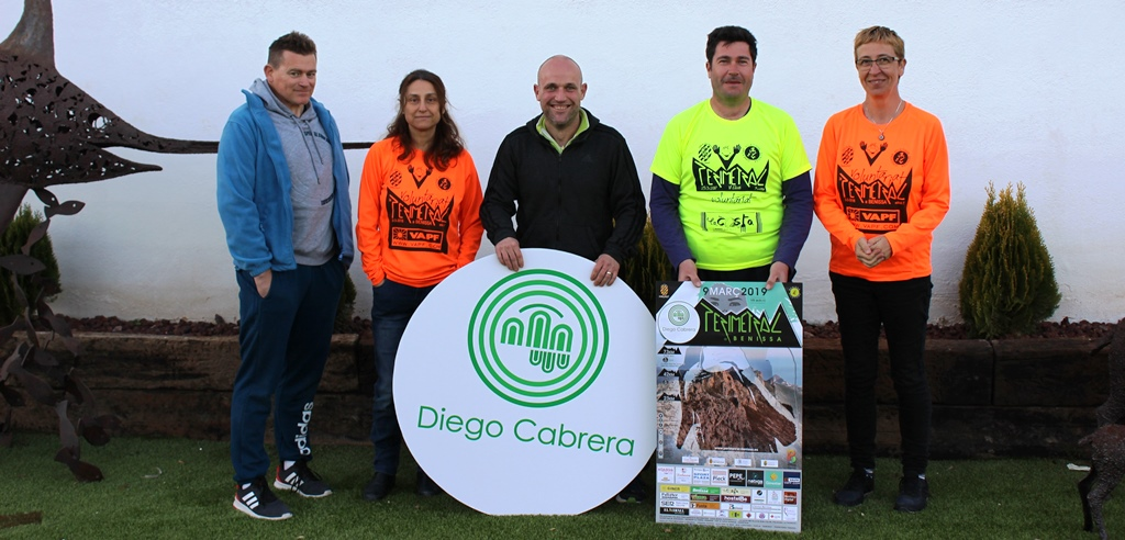 Diego Cabrera Perimetral a Benissa