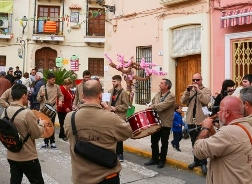 """""""Feslalí, Alcalalí en flor"""" llega a su recta final con la Feria de Oficios y Productos de la Tierra"""