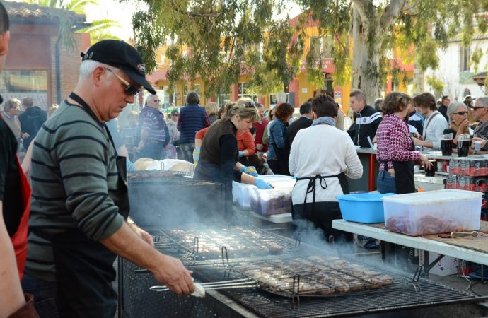 Llega a Xaló la VIII edición de la Feria del Embutido y el Producto Tradicional de la Vall de Pop