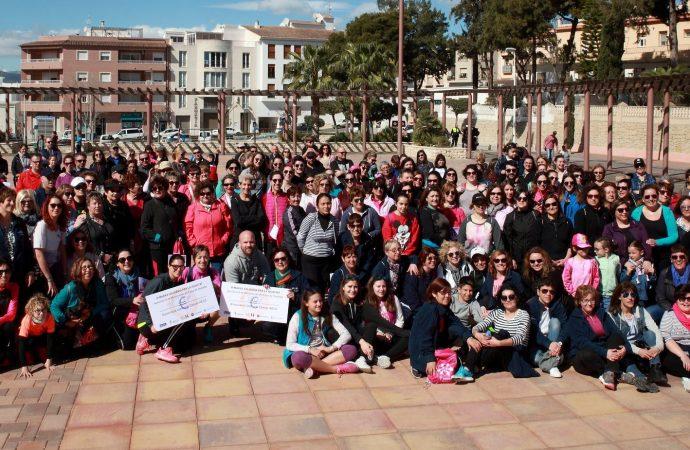 Teulada Moraira conmemora el Día de la Mujer Trabajadora