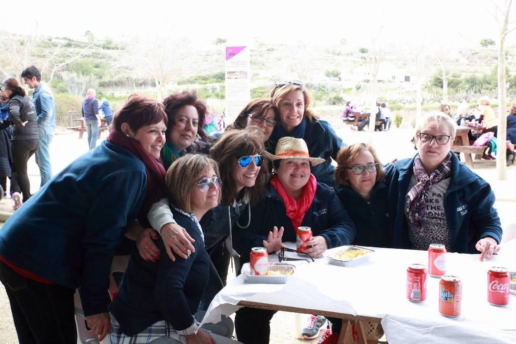 Día de la Mujer Trabajadora Teulada Moraira