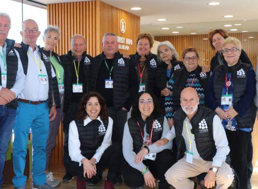 Voluntarios convertidos en los mejores embajadores turísticos de la Vall de Pop