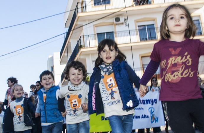 Orba acollirà la XXXIV Trobada d´Escoles en Valencià de la Marina Alta