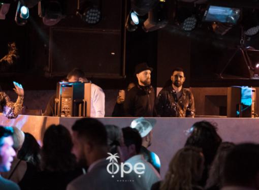 Las noches de fiesta siguen brillando con OPE Moraira