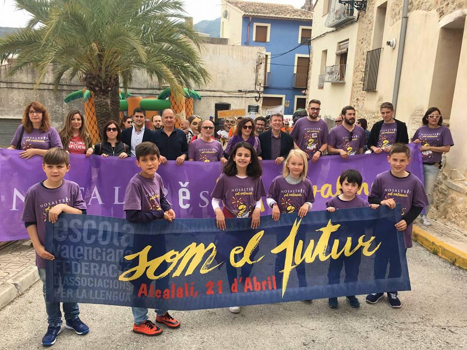 XXXIV Trobada d´Escoles en Valencià de la Marina Alta