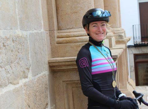 """Encarna Cardona: """"Lamentablemente en el deporte aún hay diferencias de género"""""""