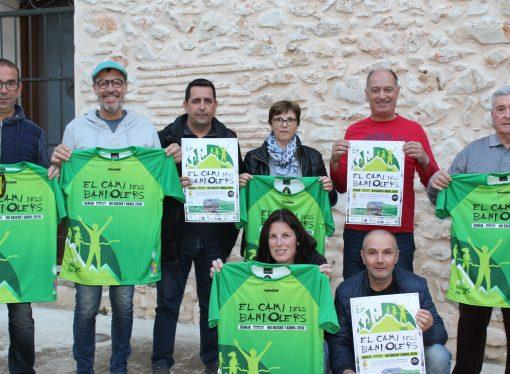 Cerca de 500 participantes recorrerán la VII edición del Cami dels Bandolers de Senija