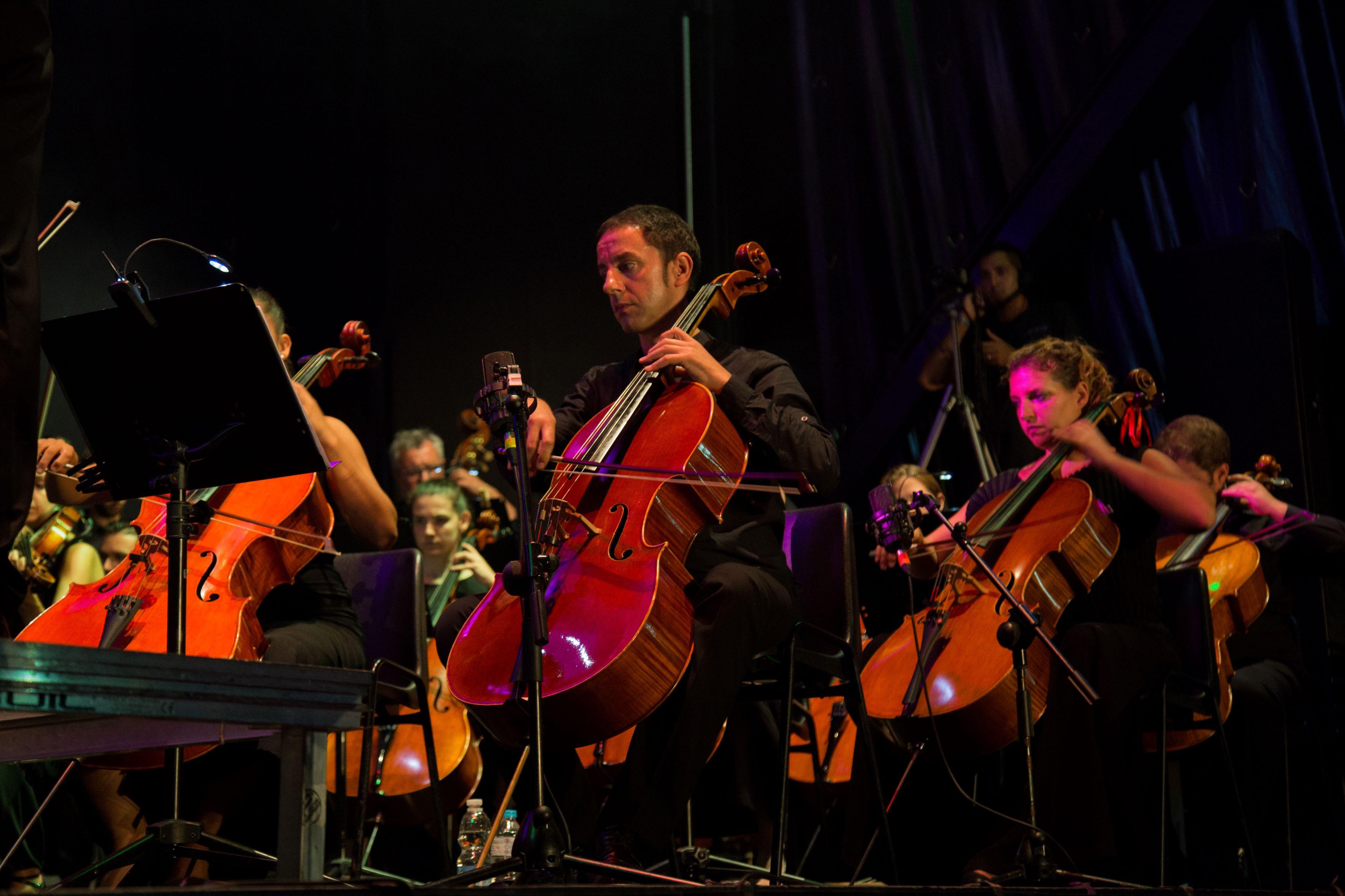 Universal Symphony Orchestra Calp