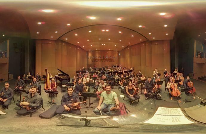 Llega la Universal Symphony Orchestra a Calp con una selección de las mejores BSO