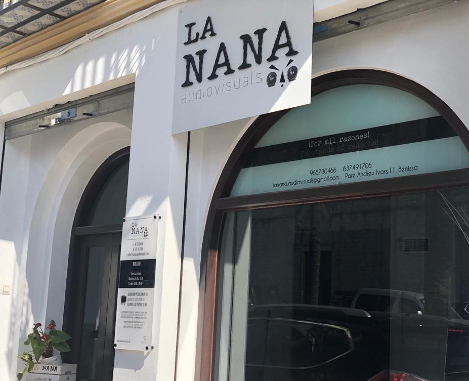 La Nana fotos
