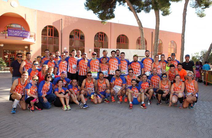 Alrededor de 1.500 atletas se darán cita en la XVII Cursa Popular de Teulada