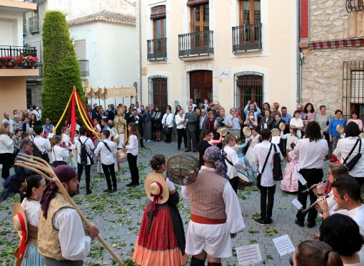 Teulada y Benissa se preparan para festejar el Corpus Christi