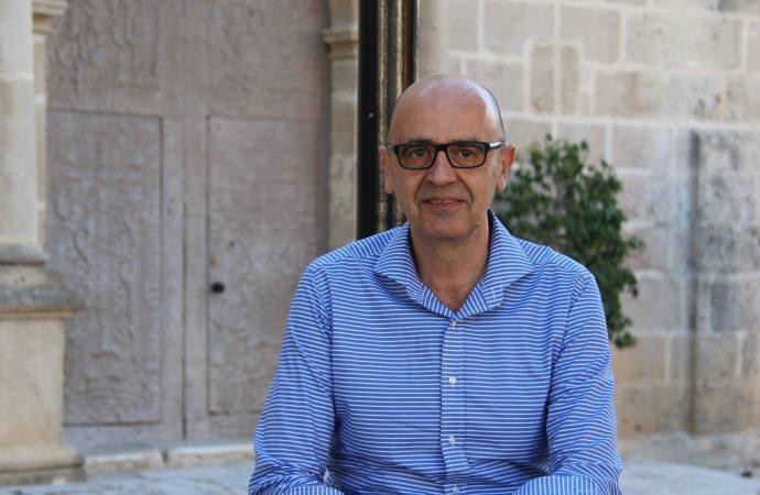 Lucas Vicente Ausina pregonará a los cuatro vientos que Benissa está de fiesta