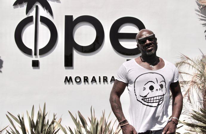 """Dj Ignace: """"Estoy seguro que OPE Moraira tendrá mucho éxito debido a su ubicación y equipamiento"""""""