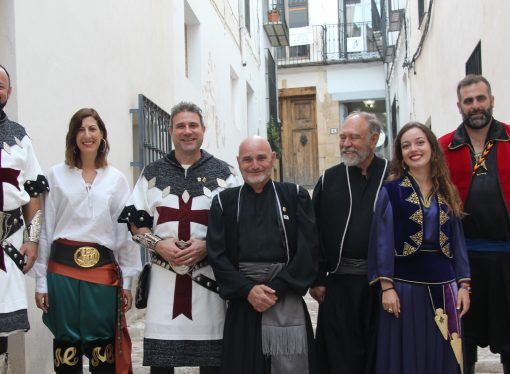 Califes y Templaris capitanean las tropas moras y cristianas para conquistar Benissa