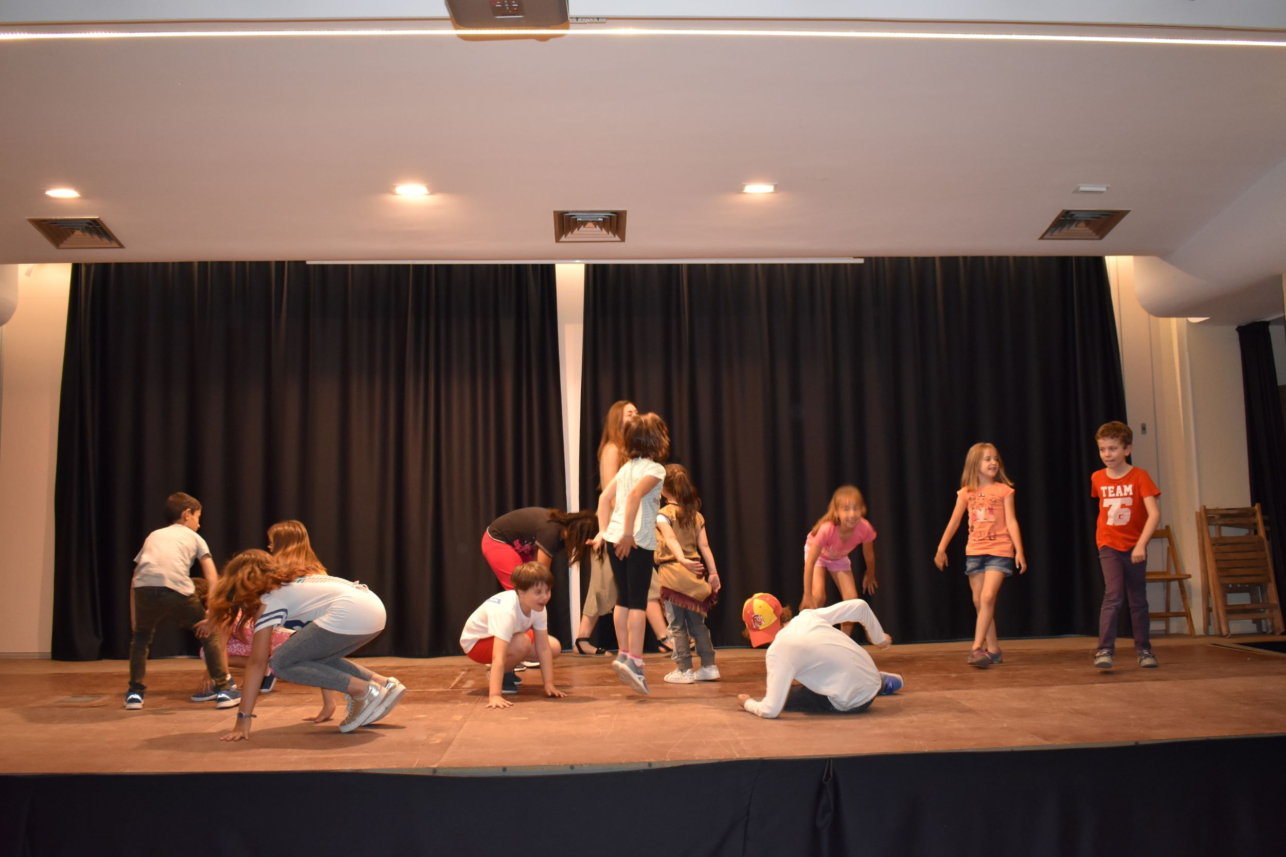 Grup teatre Teulada