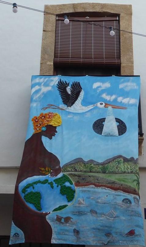 Art al Vent Gata de Gorgos