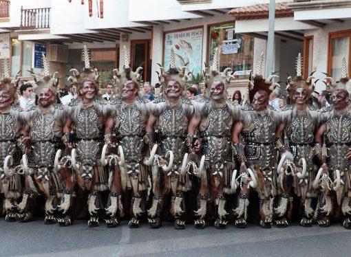 Moraira celebra los Moros y Cristianos 2020 de manera virtual