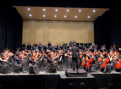 El Auditori Teulada Moraira recibe agosto con la VII edición del Festival Internacional de Jóvenes Orquestas (FIJO)
