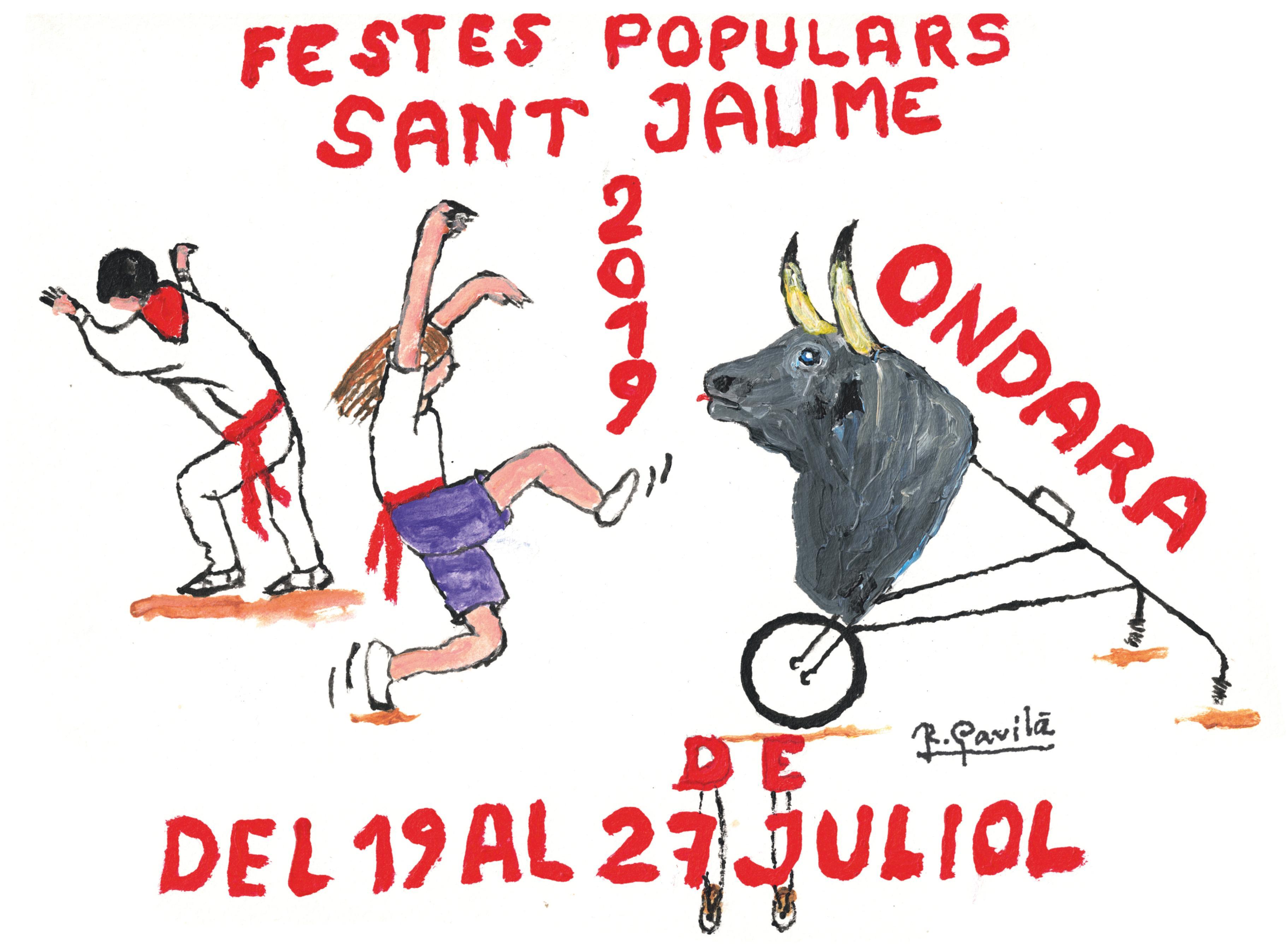 Sant Jaume 2019 Ondara