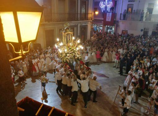Gata suspende las fiestas patronales de este año