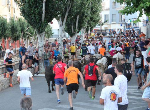 Del 19 al 27 de julio, vive las fiestas populares de Sant Jaume en Ondara