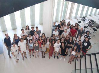 El Auditori Teulada Moraira acoge el III Workshop Internacional de Arquitectura y Paisaje