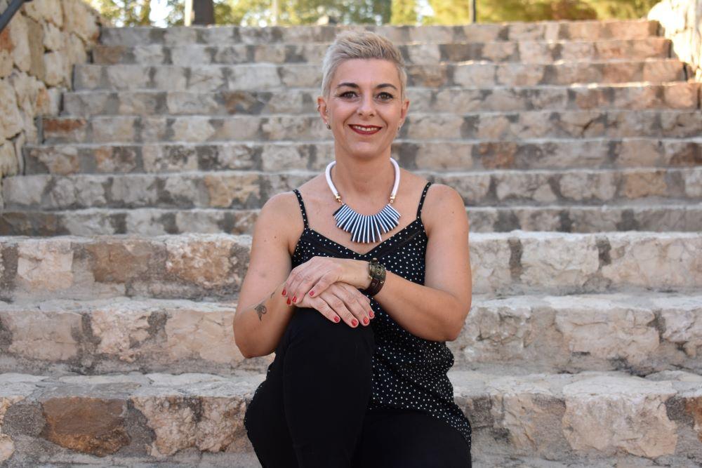presidenta fiestas Teulada 2020