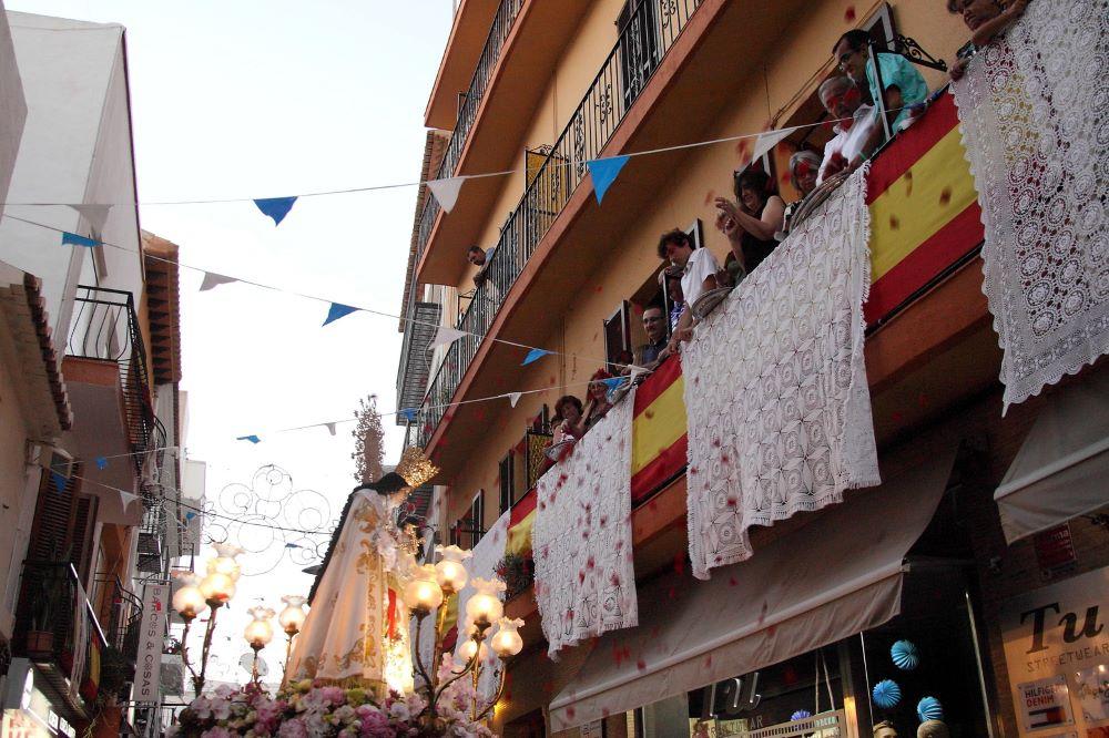 fiestas Moraira