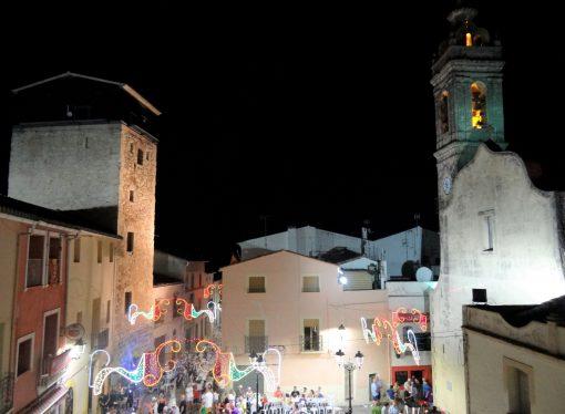 Alcalalí se prepara para vivir sus fiestas de Sant Miquel 2019