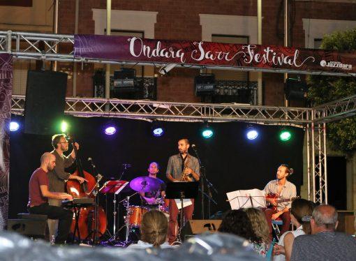 La mujer protagonista en la V edición del Festival Jazzdara en Ondara