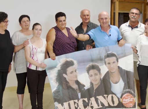 Fusió Musical rinde homenaje al concierto mítico que ofreció Mecano en el 89 en Teulada