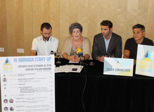 Por cuarto año consecutivo llega START-UP Connècta i Empren al Auditori Teulada Moraira