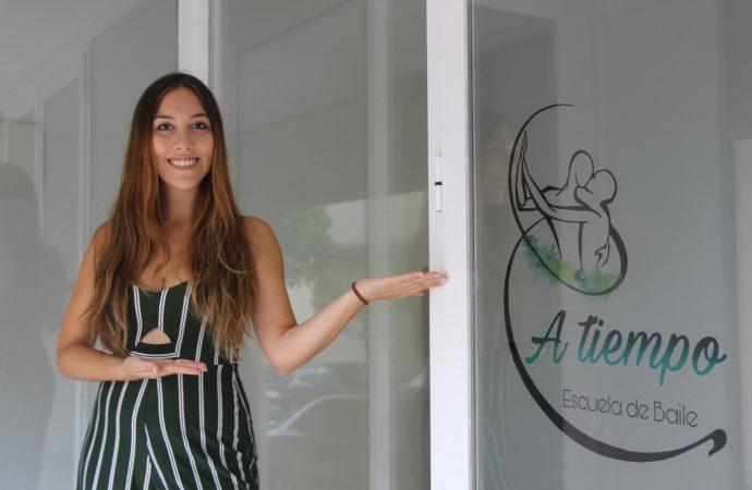 Gloria Ginestar Ivars abre su propia Academia de Baile en Benissa