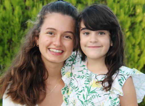 Y su sueño se hizo realidad, Itziar Perales Suárez y Emma Cozens Hardy Vila, Reinas de Fiestas de Benissa 2020