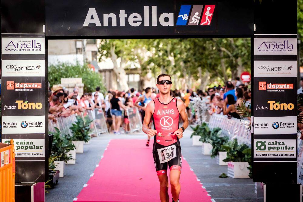 Adrián Ivars Campeonato Mundo Ironman