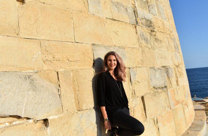 Carla Beltrán, nueva presidenta de la Junta Central de Moros y Cristianos Moraira