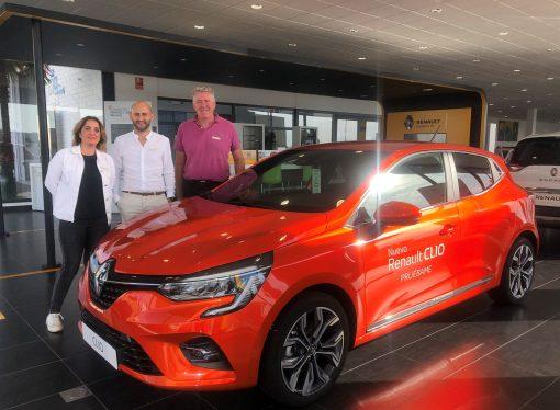 Este jueves te espera el nuevo Clio en una renovada Renault Ginestar