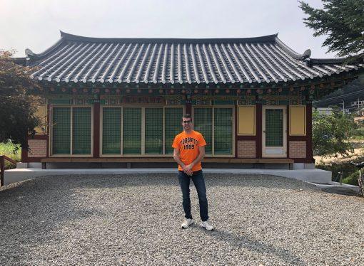 """Raúl Soliveres: """"De Corea del Sur me impresiona la seguridad, su desarrollo tecnológico y gastronomía"""""""