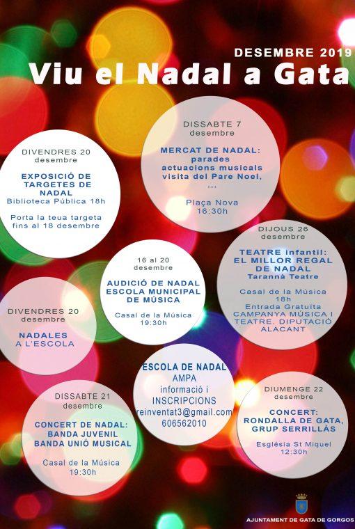 Activitats Nadal 2019