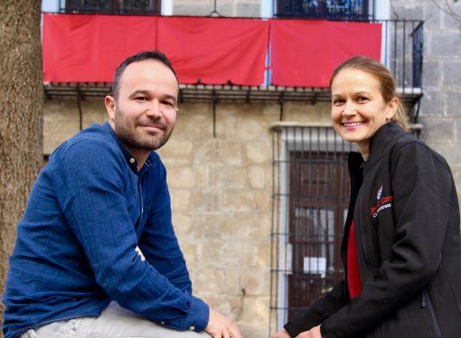 Unos 40 benisseros tendrán su cena de NocheBuena gracias a la solidaridad de Construcciones Jiménez Careli