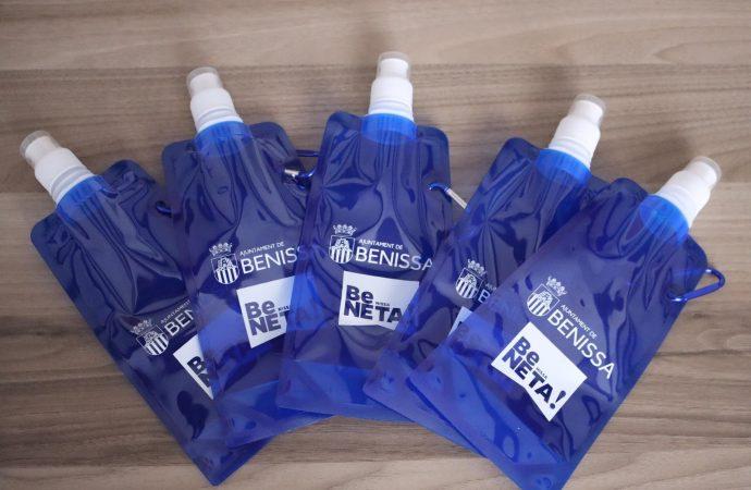El Ayuntamiento de Benissa repartirá 200 botellas a los dueños de mascotas en la fiesta de Sant Antoni