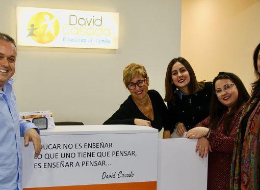 ¿Tienes hij@s y quieres lo mejor para ell@s? Te presentamos el Centro de Especialidades Educativas de David Casado