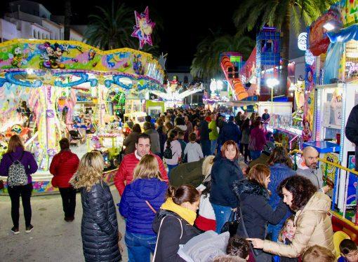 La Feria de Atracciones de Benissa, 36 años de diversión
