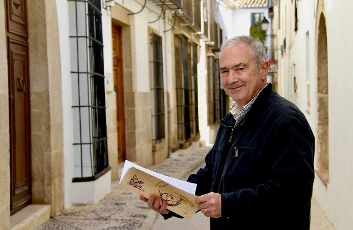 """Quart diumenge d'abril"", el exclusivo pasodoble creado por el benissero Moisés Ferrer Ramírez"